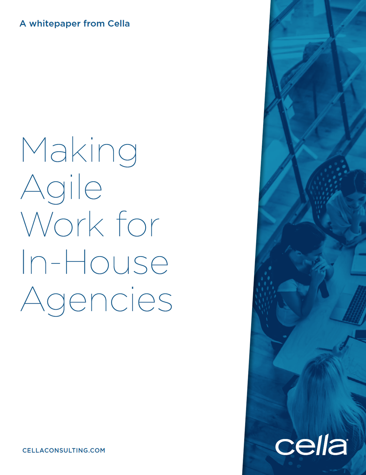 Making Agile Work for In-House Agencies